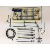 Stryker Resectoscope Cystoscope set 502-880-001 / 2 / 3 and more