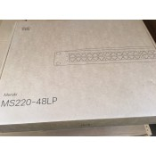 Meraki Cisco MS 220 48 Port Networking Switch